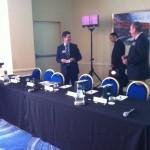 8. Speakers Preparing